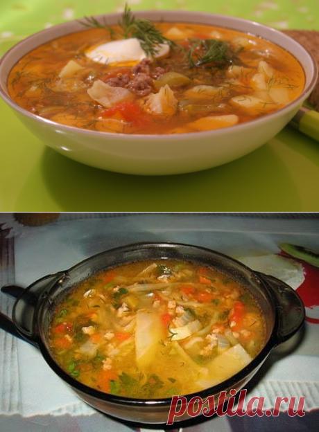 Суп «Чехословацкий» этот рецепт стоит сохранить. - My izumrud