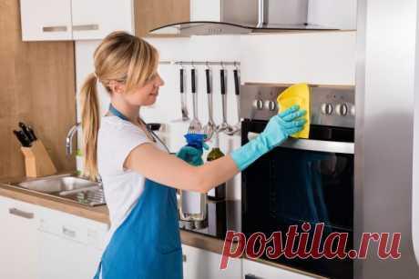 Уборка за 15 минут в день: план на неделю