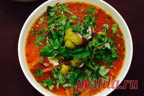 Греческий постный фасолевый суп рецепт – греческая кухня, веганская еда: супы. «Еда»