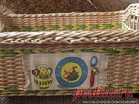 Осваиваем азы плетения. Часть 2