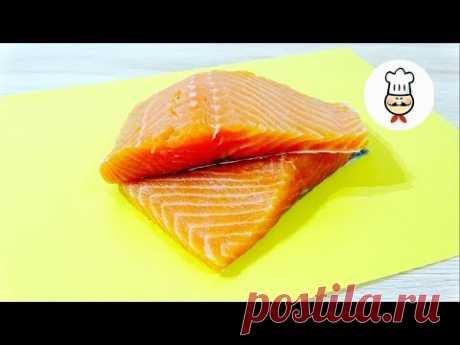 Я БЫЛ ШОКИРОВАН, когда узнал, что все так просто!!! РЕЦЕПТ МАЛОСОЛЬНОЙ СЕМГИ к НОВОМУ ГОДУ - YouTube От вкусной семги зависит вкус готового блюда, если вы добавляете рыбу в него, или же даже просто вкус бутерброда с рыбкой. Ну а так, как рыбка не из дешевых, то многие просто покупают готовый продукт. Предлагаю вам попробовать самим засолить семгу. Ничего сложного и никаких приправ не нужно. Так как приправы просто испортят вкус рыбы.