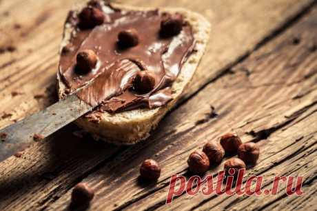 РЕЦЕПТЫ: Домашняя Nutella своими руками | Лайфхакер