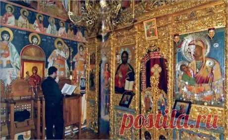 иконы и храмы