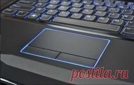 Как отключить или включить сенсорную панель (тачпад) на ноутбуке Windows 7, 8, 10