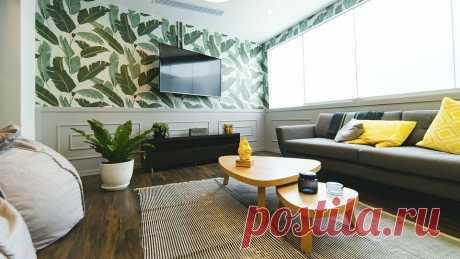 Дизайн дома: Wainscoting для защиты стен