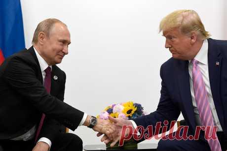 Путин предлагал Трампу купить российские гиперзвуковые ракеты - Новости Mail.ru