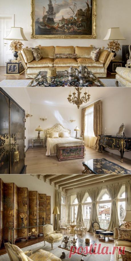 Палаццо в Венеции