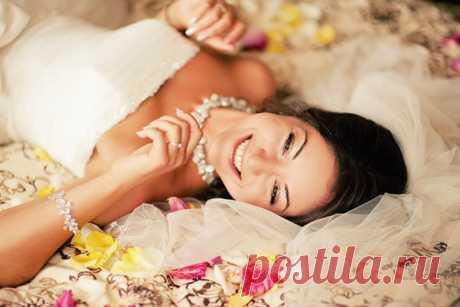 11 дополнительных советов по свадебному макияжу - WeddyWood