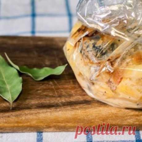 Cocido kartoshechka con las setas y la crema agria: ¡prueben obligatoriamente preparar!