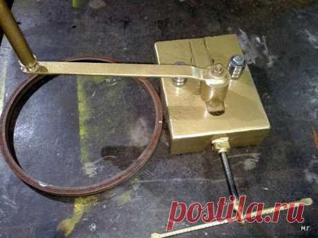 Improvisado profilegib. La instrucción Poshagovaya de la fabricación. - YouTube