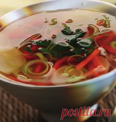 10 рецептов к Международному дню супа