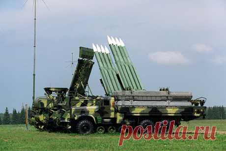 Зенитно-ракетный комплекс «Бук-М1» — история создания и описание