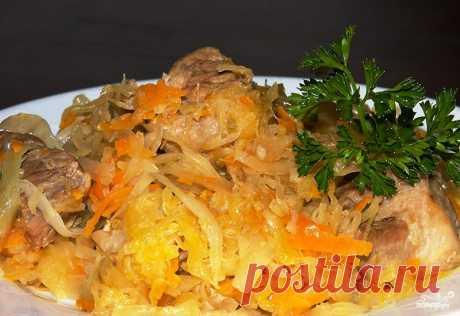 Бигос - пошаговый рецепт с фото на Повар.ру