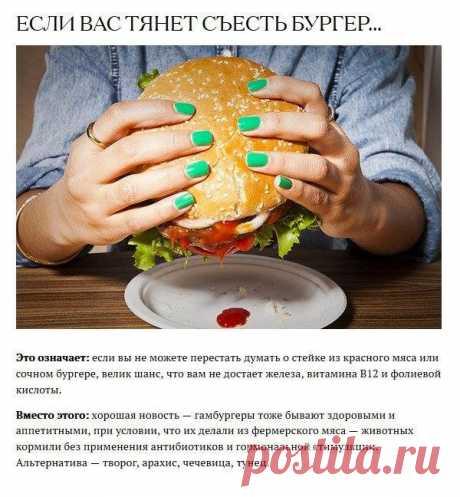 Почему нас тянет съесть что-то вредное и как этого избежать отWorkout - Будь в форме
