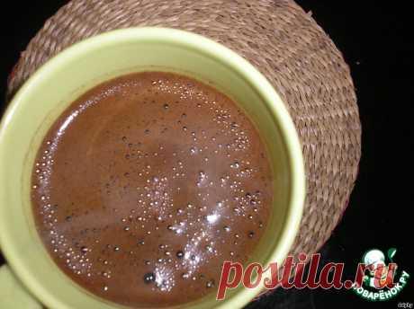 Кофе по-арабски. Автор: dolphy