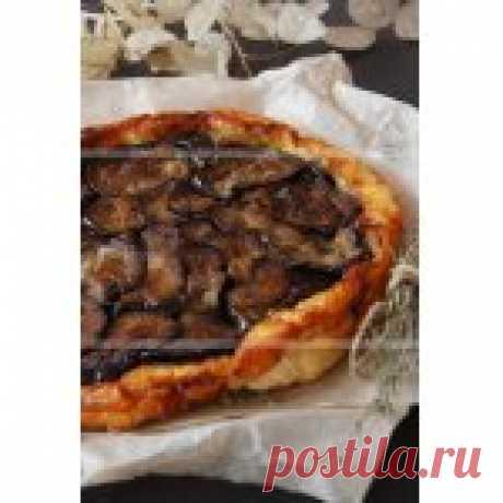 Тарт татен с баклажанами Кулинарный рецепт