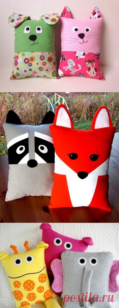 Las ideas para las almohadillas encantadoras decorativas