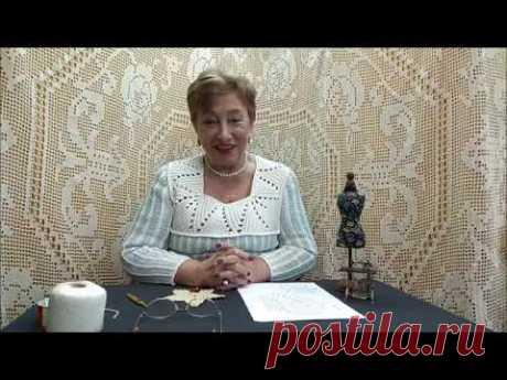 """Кофточка """"Регата"""". Мастер-класс по вязанию крючком от О. С. Литвиной."""