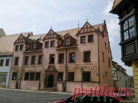 Саксония: Гримма(Grimma) - город, где всё возможно, отзыв от туриста larabi на Туристер.Ру