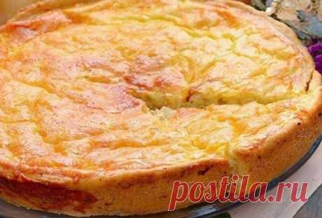 El pastel de aspic con el picadillo