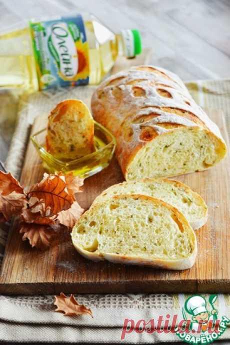 Сельский картофельный хлеб Кулинарный рецепт