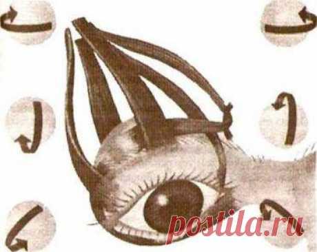 Йога для глаз: сильные глазные мышцы для отличного зрения - Образованная Сова  Движение расслабляет и снимает напряжение! С давних времен и до наших дней эти описанные ниже превосходные упражнения для глазных мышц с большим успехом применялись в йоге и древней китайской медицине. Сильные и эластичные глазные мышцы — важнейшее условие хорошего зрения Когда естественные движения глазных мышц ограничены, например, в результате многочасового пребывания в одной позе …