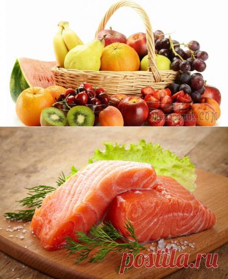 42 самых полезных продуктов питания