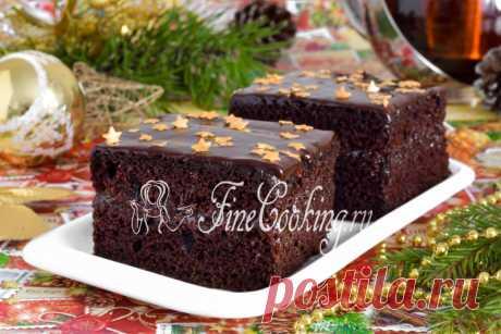 Пирожное Вокзальное (Ночка) Изумительный десерт для любителей очень шоколадной выпечки, который покорит вас своим вкусом, ароматом и текстурой.
