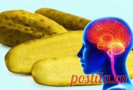 Что происходит с мозгом, если съедать один соленый огурец в день Вы, наверное, очень любите соленья? И соленые огурцы тоже. Но, мы уверены, даже не представляете, насколько они на самом деле полезны и чудодейственны.     Соленые огурцы спешат на помощь! Согласно ин…