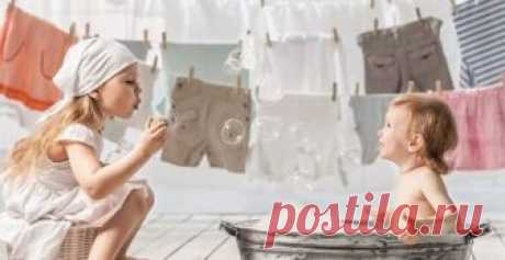 17 полезных советов при стирке - Женские записки Что может быть проще, чем обычная стирка ? Закинул грязное белье, засыпал порошок, залил водой, и ст