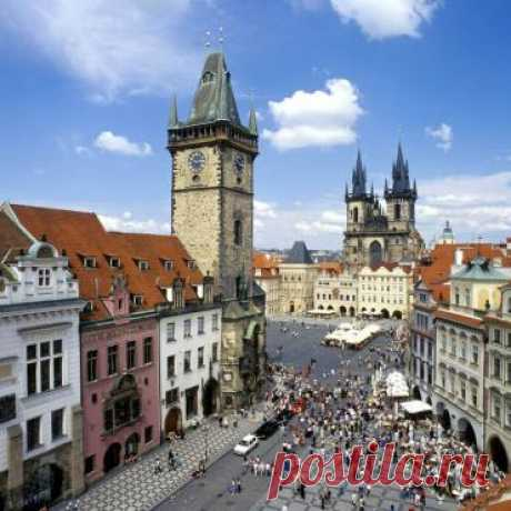 Тур Чехия, Прага из Москвы за 13000р, 20 октября 2019