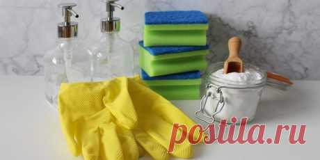 (+1) Быстрая и эффективная уборка : Полезные советы : Дом : Subscribe.Ru