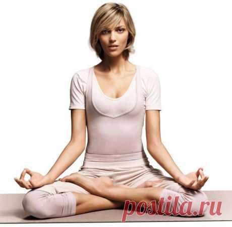 Йога для начинающих / Будьте здоровы