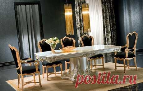 Обеденный стол Apollonia Silik 9975 — купить по цене фабрики у официального поставщика в Москве