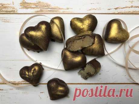 Шоколадные конфеты с марципаном в чем фокус?   ChocoYamma   Яндекс Дзен