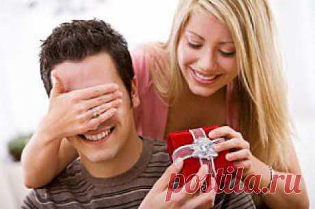 Девушкам на заметку: какой подарок выбрать парню?