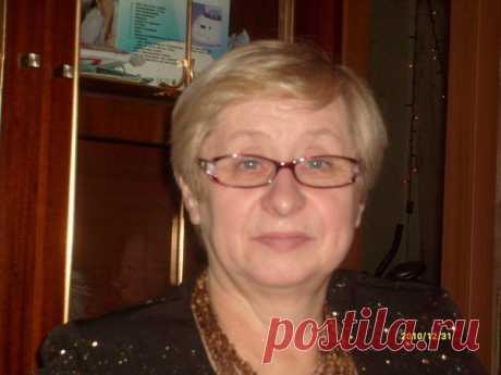 Галина Меркулова