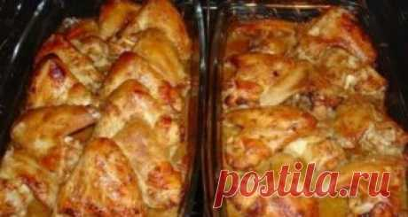 Куриные крылышки: 6 рецептов на любой вкус! - appetitno.net