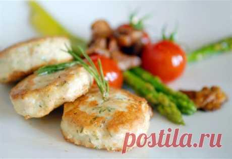 Куриные котлеты «Нежные» рецепт – основные блюда