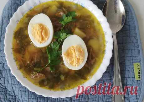 (3) Щи со щавелем - пошаговый рецепт с фото. Автор рецепта Полина Мещерякова🌳 ✈️ . - Cookpad