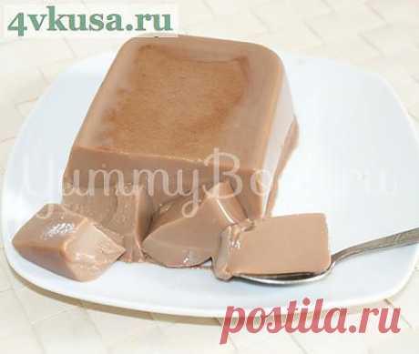 Шоколадный мусс   4vkusa.ru