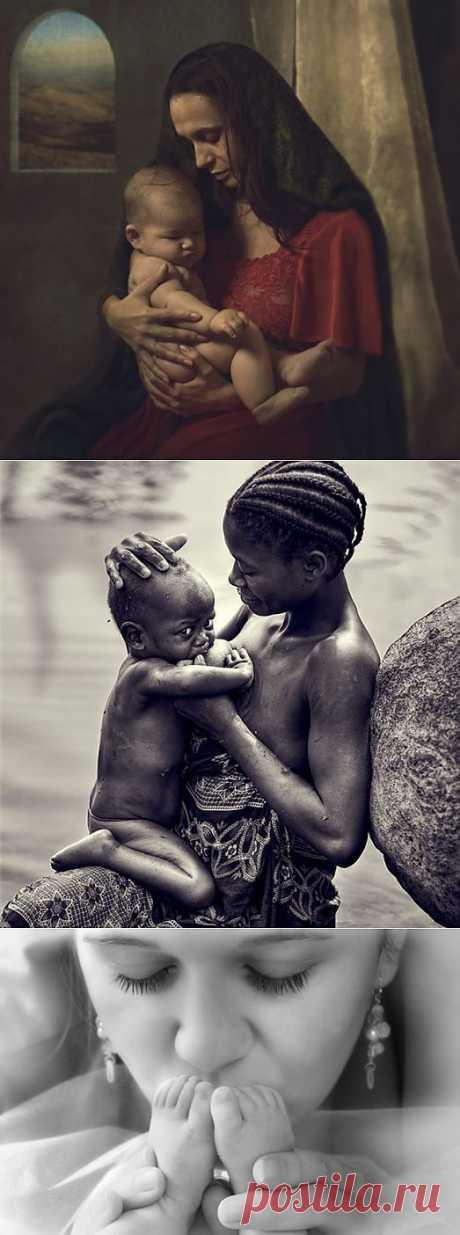 Фотографии материнской любви – ФотоКто