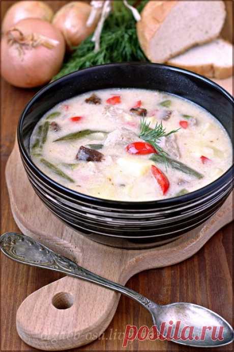 Венгерский суп «Палоц» (Palóc) - Осиный домик — LiveJournal