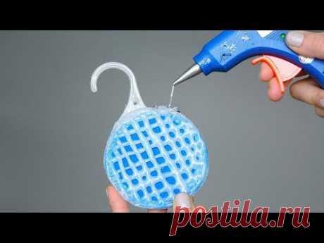 18 Hot Glue Gun Life Hacks For Crafting | My Collection Glue Gun Hacks - YouTube