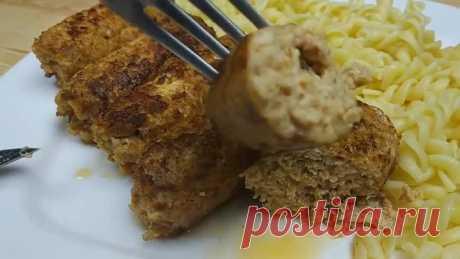 Домашние колбаски БЕЗ МОРОКИ. Готовьте сразу двойную порцию!