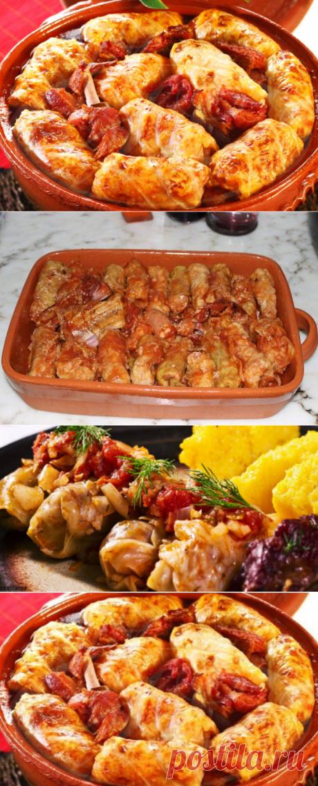 Голубцы по-румынски: в 3 раза вкуснее наших. Записывайте рецепт | Хитрости жизни