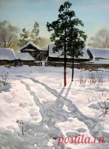 картина художника Ильи Горгоца – 14