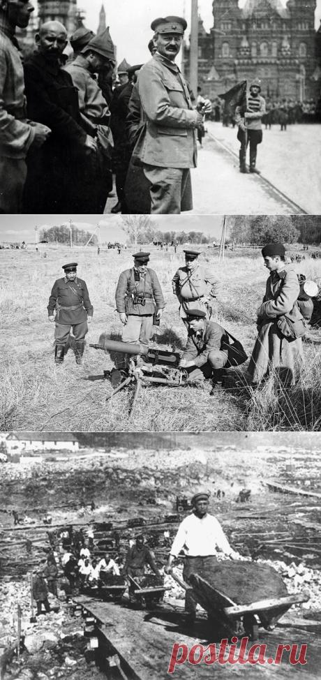 Что сделал Троцкий для Советской России | Русская семерка