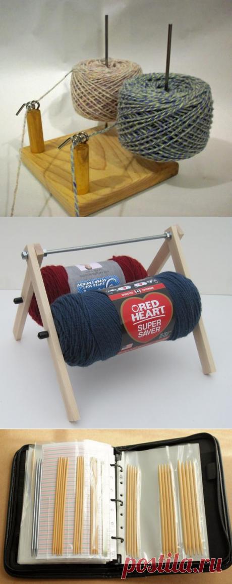 Вязальщицам на заметку лайфхаки для вязания