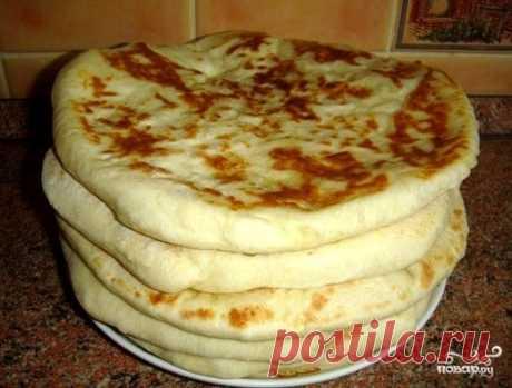 Хачапури по-домашнему - пошаговый рецепт с фото на Повар.ру